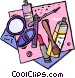 cosmetics Vector Clipart picture