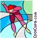 Olympic sports Vector Clipart image