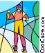Olympic sports Vector Clipart picture