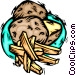 food Vector Clipart image