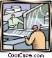 industry Vector Clip Art image