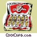 box of cigars Vector Clipart graphic