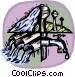water industry Vector Clipart picture