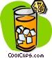 juice Vector Clip Art image