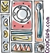 cooking Vector Clipart picture