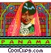 panama Vector Clipart graphic