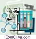 Chemistry Vector Clipart image