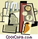archeology Vector Clip Art graphic