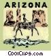 Arizona Vector Clipart illustration
