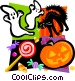 Halloween Vector Clipart graphic