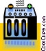battery Vector Clip Art graphic