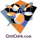 drums Vector Clip Art picture