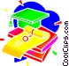 diploma Vector Clipart picture