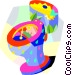 toilet Vector Clip Art picture