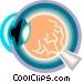 eyeball Vector Clip Art image