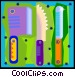 cleaver and cutting knives Vector Clip Art image