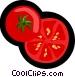 tomato Vector Clipart picture