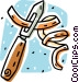 potato peeler Vector Clipart picture