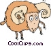 ram Vector Clipart image