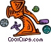 meat grinder Vector Clip Art picture
