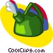 kettle Vector Clipart illustration