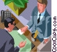 Banking Vector Clipart picture