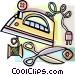 iron Vector Clipart illustration