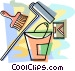 paint Vector Clipart illustration