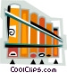 panpipes Vector Clip Art graphic