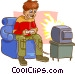 video games Vector Clip Art image