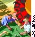 gambling Vector Clip Art picture