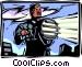 Morse code Vector Clip Art image