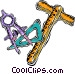 compass Vector Clipart image
