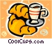 coffee Vector Clipart illustration