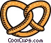pretzel Vector Clip Art picture