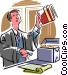 lawyer Vector Clipart picture