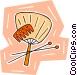 fans Vector Clip Art picture