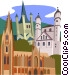 Cologne Vector Clip Art image