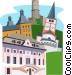 Bonn Vector Clip Art picture