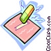 eraser Vector Clipart picture