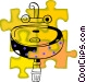 sink Vector Clipart illustration
