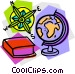 school project Vector Clip Art image