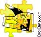 stapler Vector Clipart image