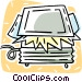 scanner Vector Clipart image
