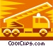 truck Vector Clipart illustration