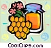 honey Vector Clip Art image