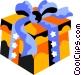 present Vector Clip Art image