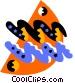 astrology Aquarius Vector Clip Art image