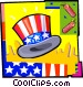 Independence Day celebration Vector Clip Art picture