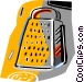 cheese grater Vector Clipart picture